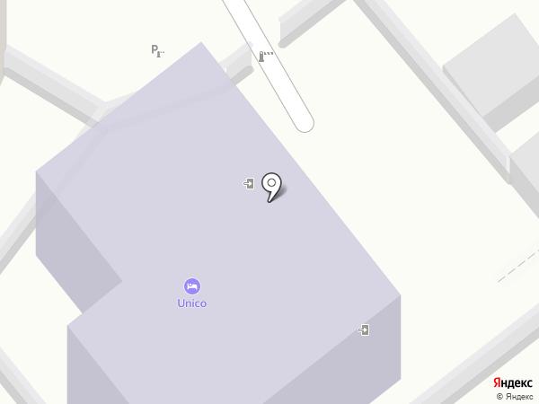 ВелоМеханикс на карте Сочи