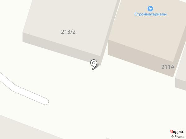 Савик на карте Ростова-на-Дону