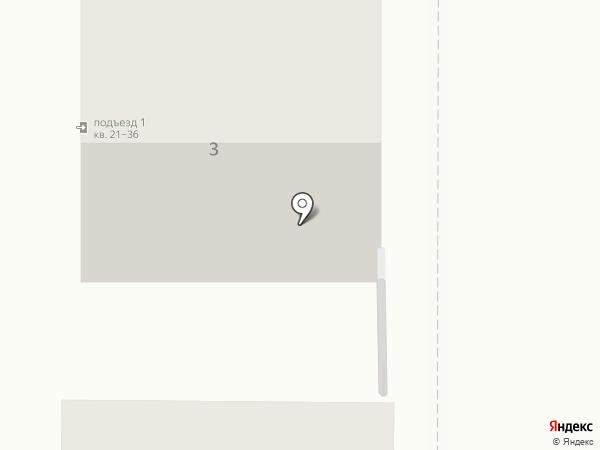Черника на карте Рязани