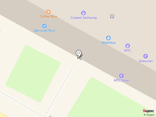 Стрижка на карте Сочи
