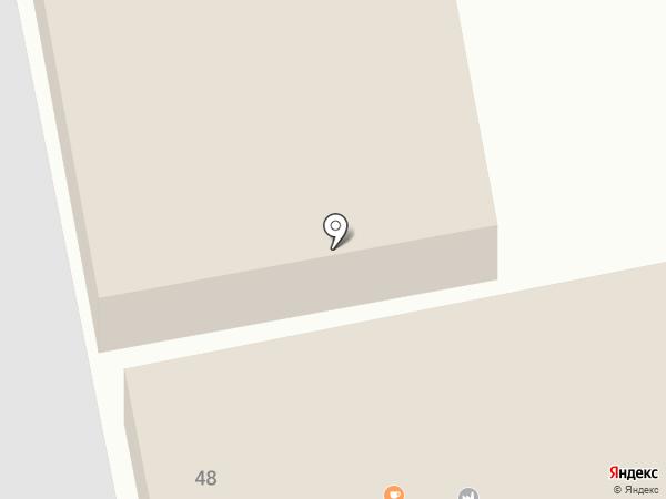Южное на карте Батайска