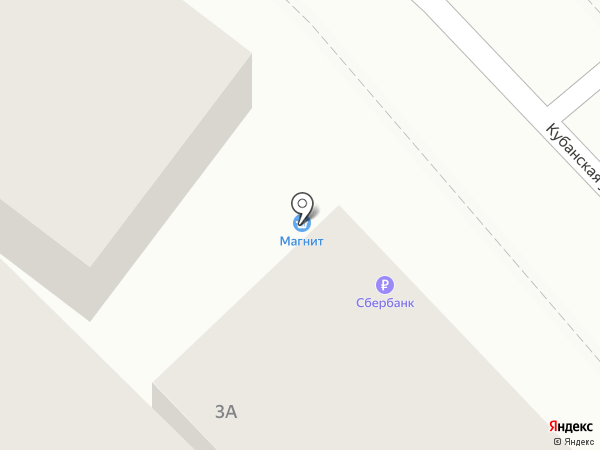 Магнит на карте Сочи