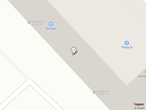Замок-Профи на карте Рязани