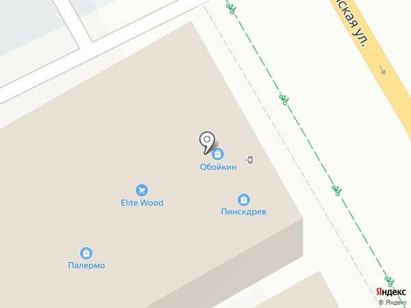 Престиж Сочи на карте Сочи