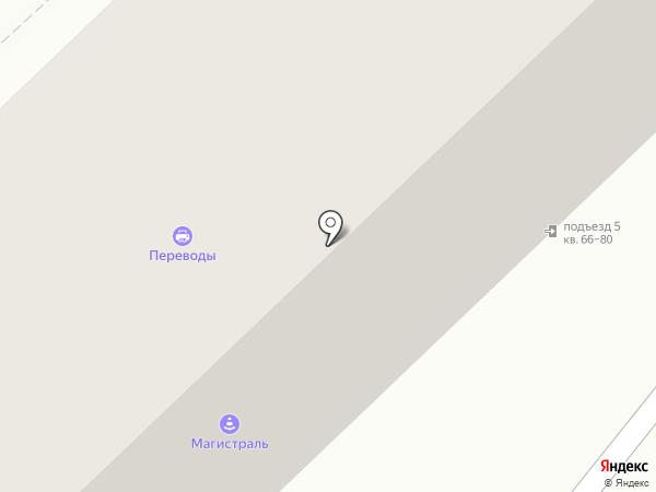 ТМК на карте Рязани