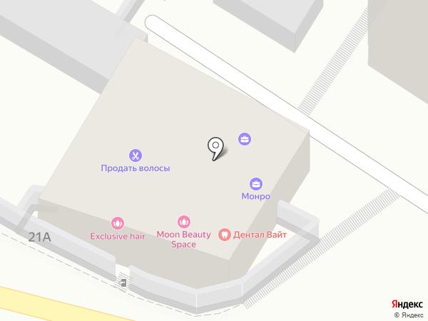 Адвокатский кабинет Иванилова А.М. на карте Сочи