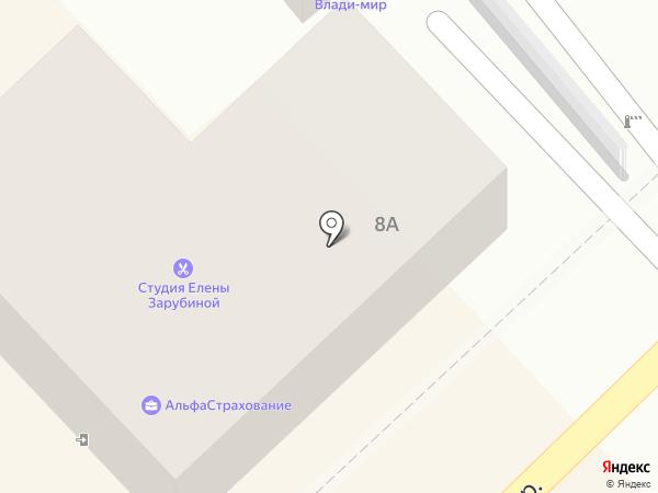 Студия дизайна на карте Сочи