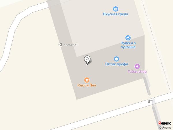 Экспозиция на карте Ростова-на-Дону