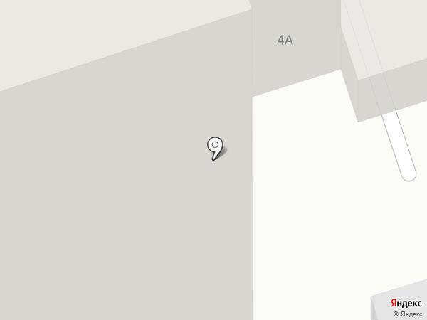 Славия на карте Ростова-на-Дону