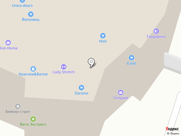 ВсеИнструменты.ру на карте Рязани