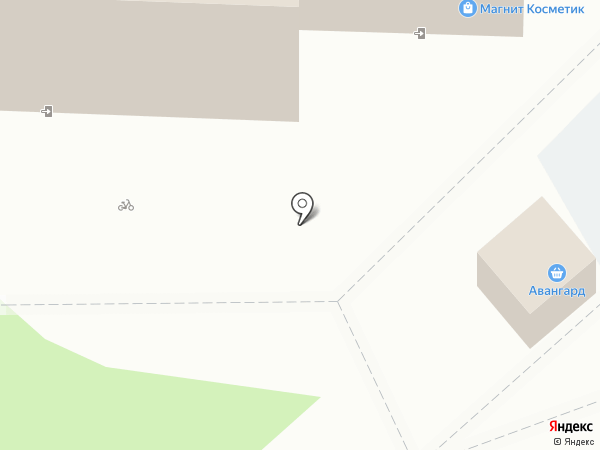 Ноготки на карте Рязани