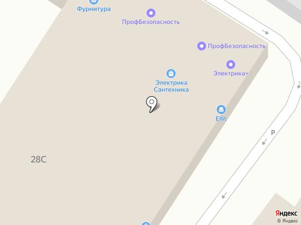 Kerama Marazzi на карте Сочи