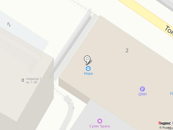 БОЯРИНЪ на карте Сочи