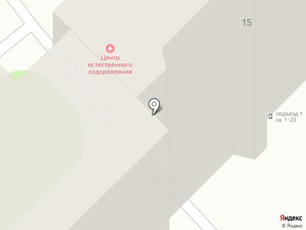 Автомаяк на Татарской на карте Рязани