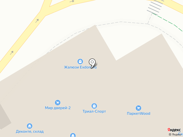 Палитра на карте Сочи