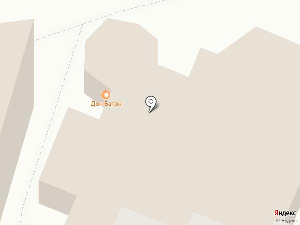 Оливер Irish Pub на карте Рязани
