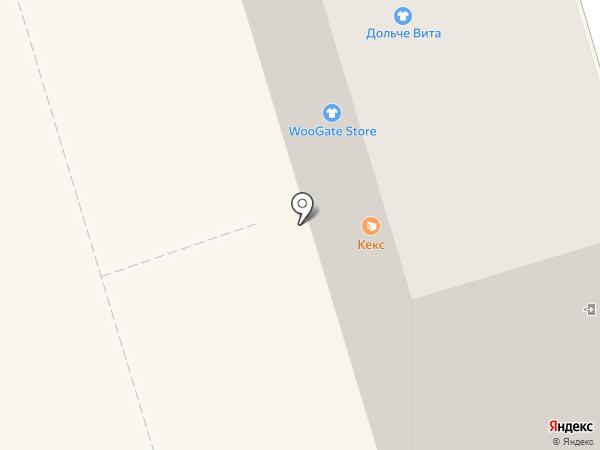 L.A.L.I boutique на карте Ростова-на-Дону