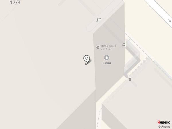 Золотой ключ на карте Сочи
