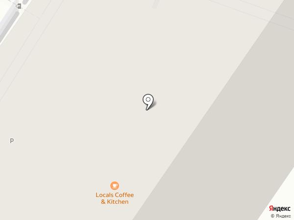 Сокол на карте Сочи