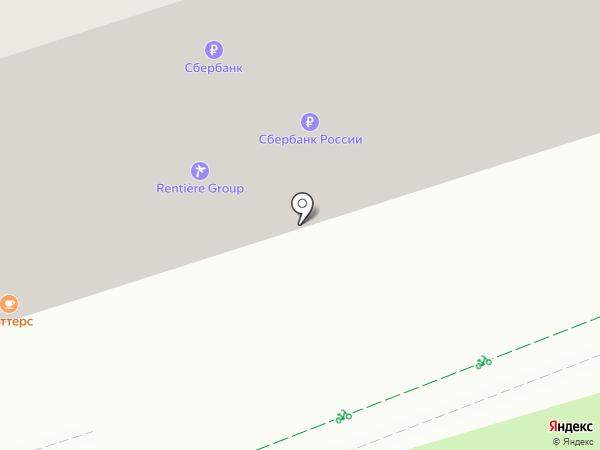 Жужу на карте Ростова-на-Дону
