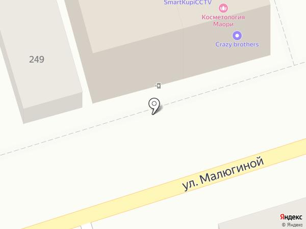 Соловей Разбойник на карте Ростова-на-Дону