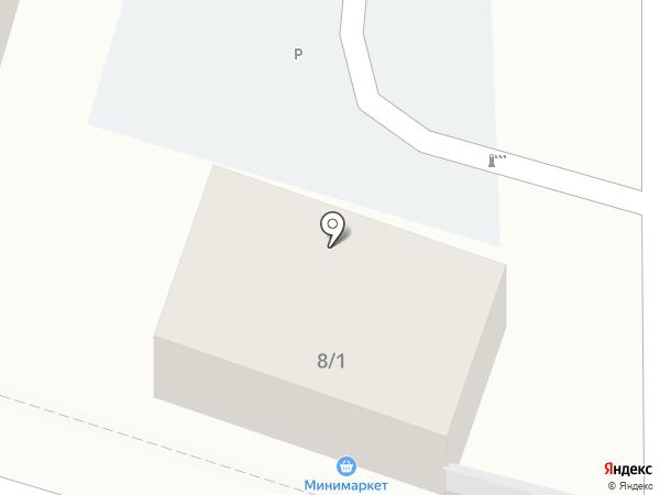 Ашка на карте Сочи