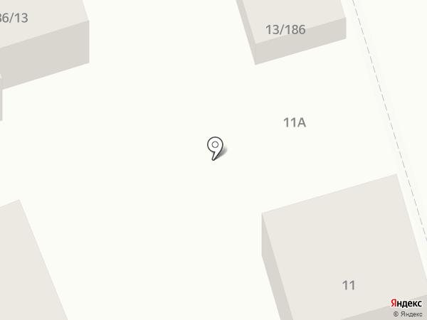 Богатяновский Дворик на карте Ростова-на-Дону