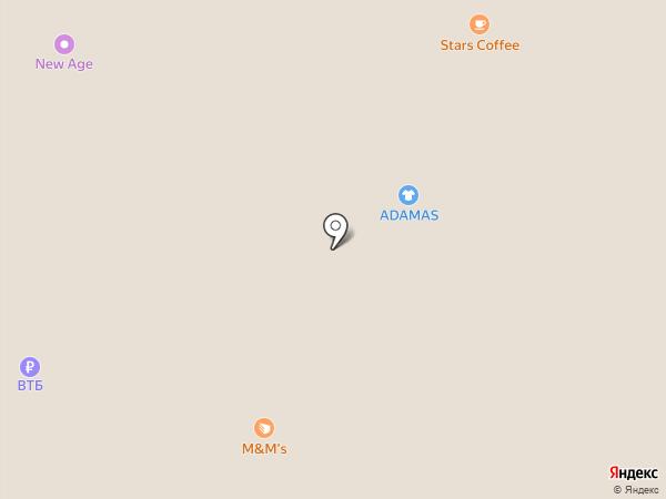 Мегафон.ru на карте Сочи