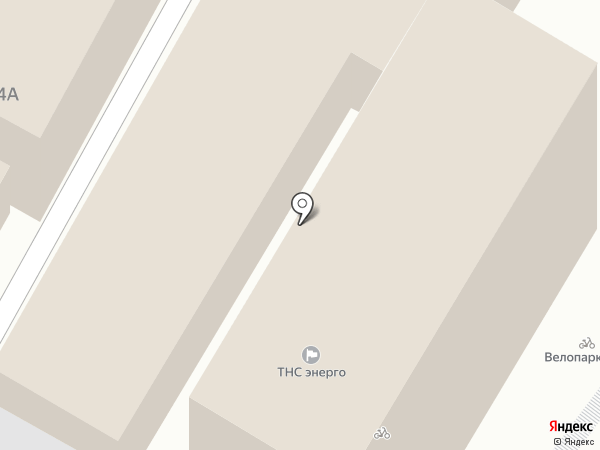 БЕСТ-Недвижимость на карте Сочи