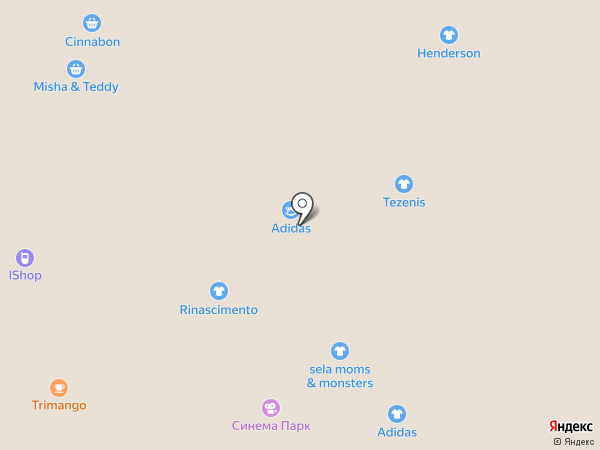 DveGolovi Сочи на карте Сочи