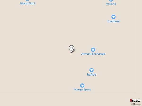New Age на карте Сочи