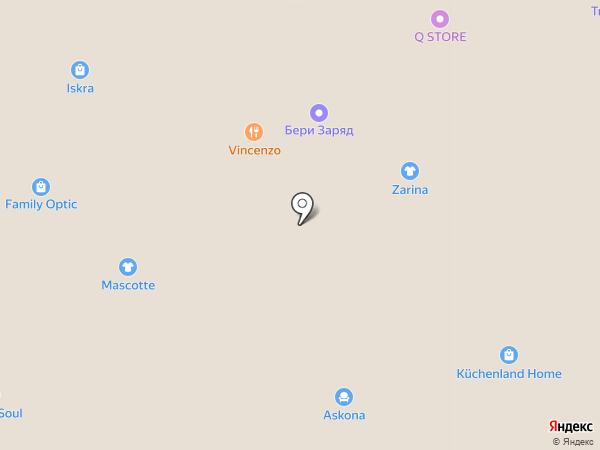 LULU на карте Сочи