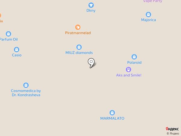 Bijoux Room на карте Сочи