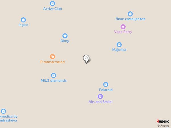 Vans на карте Сочи