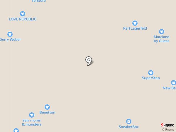 ELENI VIARE на карте Сочи