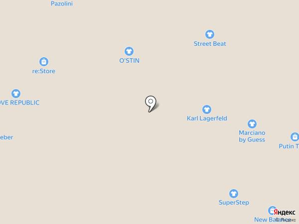 Pijama Party на карте Сочи