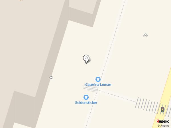 На Заре на карте Сочи