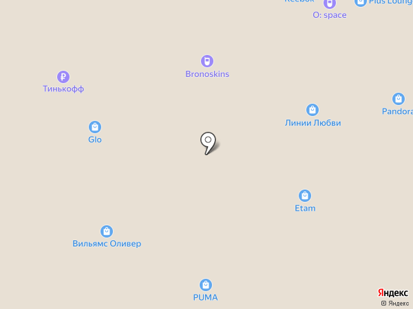 United colors of benetton на карте Сочи