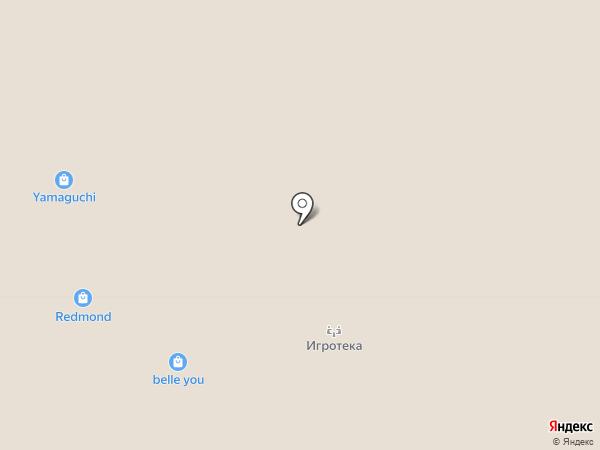 Accent на карте Сочи