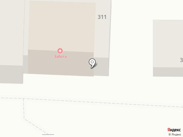Мир без границ на карте Ростова-на-Дону