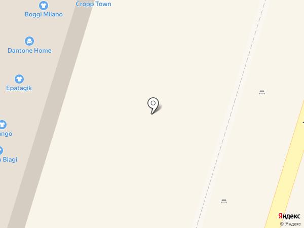 Cropp town на карте Сочи