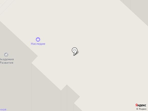Наследие на карте Рязани