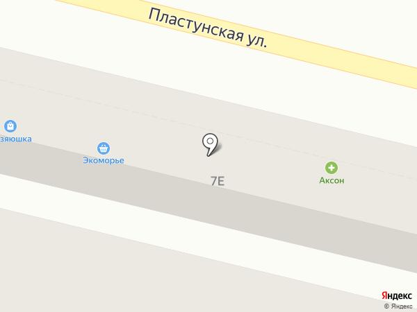 Магазин рыбы на карте Сочи