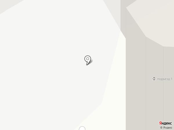 Подиум на карте Ростова-на-Дону