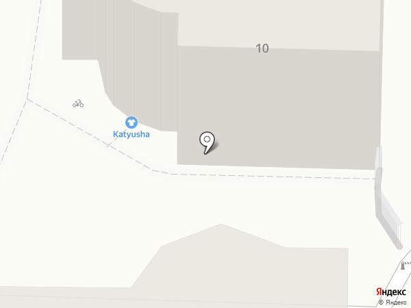 Техкомплект-Р на карте Рязани