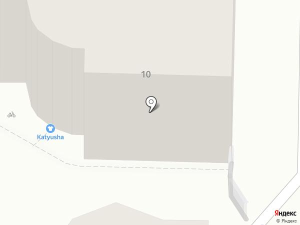 Квартхаус на карте Рязани