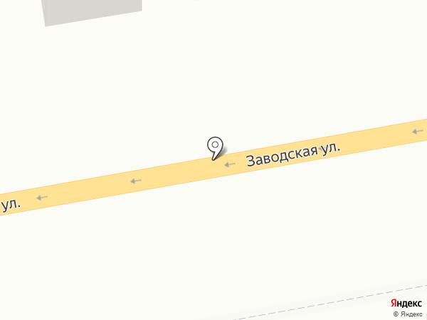 МАРТ на карте Батайска