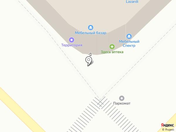 Супермаркет света на карте Рязани