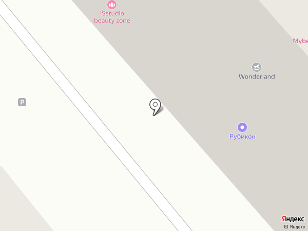 АБВГДейка на карте Сочи