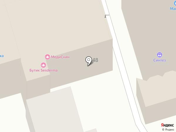 Viavi на карте Ростова-на-Дону